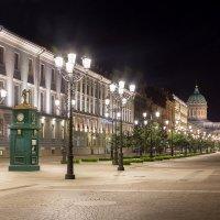 Санкт-Петербург. Улица Малая Конюшенная. :: Станислав Хохолков