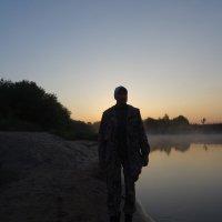 Рассвет на Клязьме :: Денис Бочкарёв