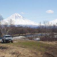 На Камчатку пришла весна :: Александр Белов