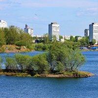 Город на Енисее :: Василий