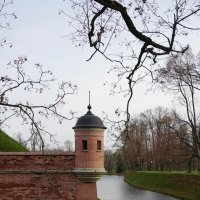 Сторожевая башня :: Ольга Чистякова