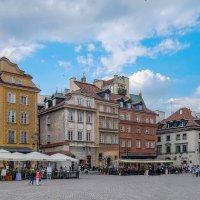 Варшава. Польша. :: Олег Кузовлев