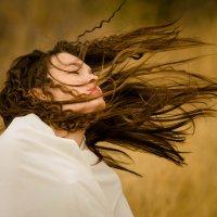 Маша и ветер :: Илья Браславец