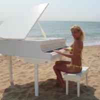 Белый рояль :: Александр Баринов
