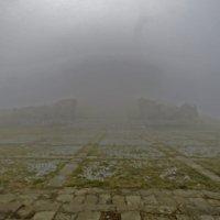 Забвение Бузлужди. Туман. :: ИРЭН@ .