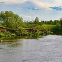 Пейзаж :: Юрий Бичеров