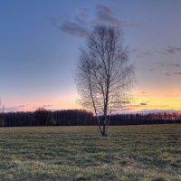 Апрельский закат :: Константин