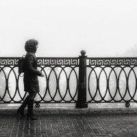 Модель в любую погоду... :: Фёдор Куракин