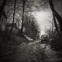 """Из альбома """"Уездные зарисовки"""" :: Sergey Okhotsky"""