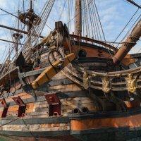 Пиратский галеон :: alteragen Абанин Г.
