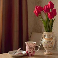 Тюльпаны :: Нина Костина