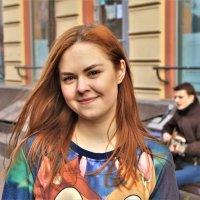 Незнакомка с АРБАТА ... :: JT --------      SHULGA  Alexei
