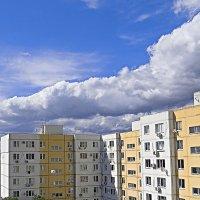 От п. Кабардинка до нашего двора :: Валерий Дворников