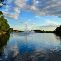 берег реки :: Гера Dolovova