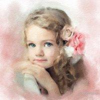 Портрет ребёнка. :: Светлана Кузнецова