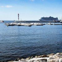 Заходят в гавань корабли :: Alexandеr P