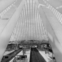 Вокзальная геометрия... :: Elena Ророva