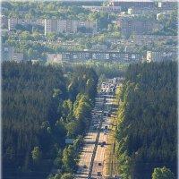 Мой город... :: Александр Шимохин