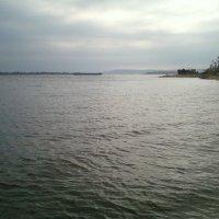 река Волга :: Алексей Кузнецов