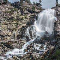 Водопад Куйгук :: Александр Скалозубов