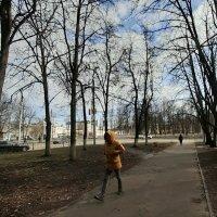 Прохожий :: Николай Филоненко