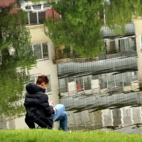 Урбанистическое отражение... :: Любовь С.
