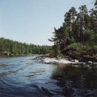 Утро на Ладожском озере :: Виктор Короткий