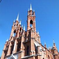 Католический собор в Самаре :: Надежда