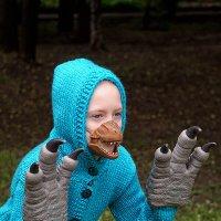 На прогулку - в маске и перчатках ;о) :: Alex Sash