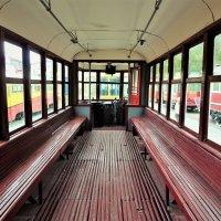 В салоне старого трамвая :: Вячеслав Маслов