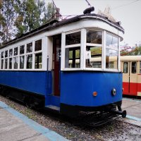 Старый трамвай :: Вячеслав Маслов