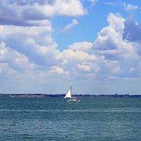 Ай, Черное море, Хорошее море..! :: Александр Корчемный