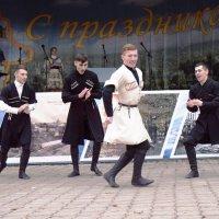 Осетинский танец :: Марина Кушнарева