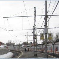 Рижский вокзал :: Maikl Smit