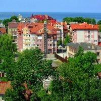 Городской ландшафт :: Сергей Карачин