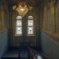 Санкт-Петербург.Лестница на второй этаж в доме В.В.Набокова. :: Игорь Олегович Кравченко