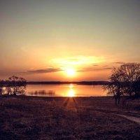 Озеро Дрисвяты :: Варвара Высоцкая