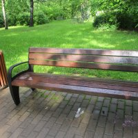Просто скамейка.. :: Зинаида
