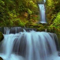 Giesbach Wasserfall :: Elena Wymann