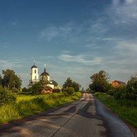 По дороге на дачу :: Валерий Иванович