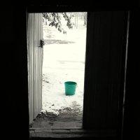 Снег выпал только в январе :: Елена Минина