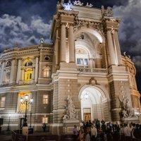 Оперный театр в Одессе :: Павел Прозоров