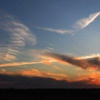 Небесные краски :: sm-lydmila Смородинская