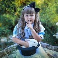 Алиса в стране Чудес. :: Римма Алеева