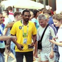 Болельщики FIFA 2018 :: Игорь   Александрович Куликов