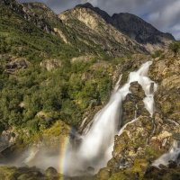 водопадная радуга :: АБ АБ