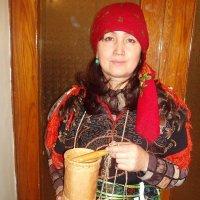 Таяна - шорская поэтесса :: Борис