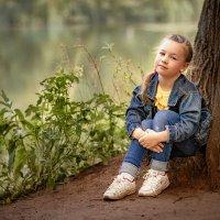 Прогулка в парке :: МАРИНА КОМИНА