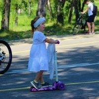 Принцесса на колесах :: Василий
