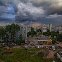 Вид из окна. :: Александр Лисовский